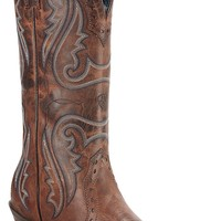 Ariat® Women's Sassy Brown Heritage X-Toe Western Boots