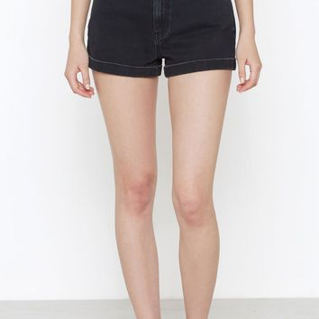 PacSun Black Mom Shorts at PacSun.com