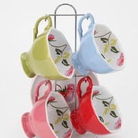 Urban Outfitters - Hanging Teacup Set