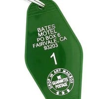 """Bates Motel"" Keychain by The 3 Sisters Design Co."