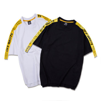 Couple Short Sleeve T-shirts [10199590855]