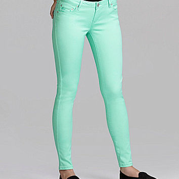 Celebrity Pink Pastel-Colored Skinny Jeans | Dillards.com