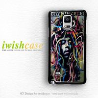 Jimmy Crash Landing Tour Men Concert Samsung Galaxy Note 3 Case Note 4 Case