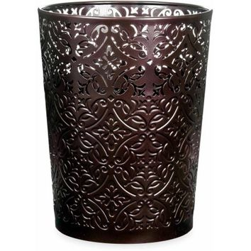 Better Homes and Gardens Galleon Wastebasket, Bronze - Walmart.com
