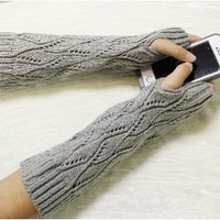 FG2 CUDDLE LOVE in SILVER fingerless gloves- fingerless gloves-winter mittens, wrist warmers-texting gloves- fingerless winters- lace gloves-lace gloves-crocheet gloves-hand knit gloves-arm warmers- long arm gloves-woman glove-womens mittens glovelove c