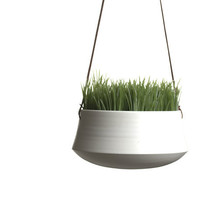 Hanging Planter  Sale  Mother's Day  Handmade by InglesidePottery