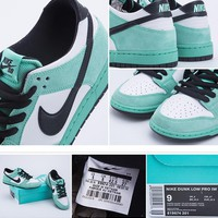 Nike Dunk SB Low IW ICE BLUE 819674-301