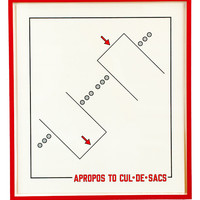 """LAWRENCE WEINER """"APROPOS"""", 2009"""