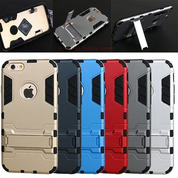 Heavy Duty Protection Slim Case iPhone 8 7 Plus 5 5s SE 6 6s Plus X