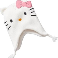 Old Navy Girls Hello Kitty Trapper Hats