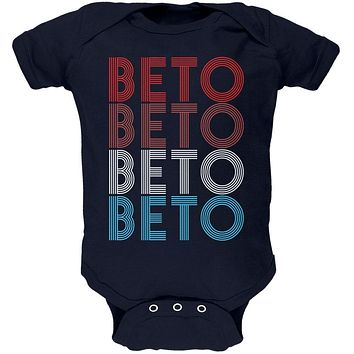 Election 2020 Beto O'Rourke Vintage Style Soft Baby One Piece