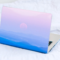 Pink moon - Pastel Laptop skin, sticker MacBook Pro, Skin MacBook decal sticker MacBook Pro Retina Cover MacBook Air Asus Dell HP Chromebook