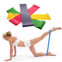 Resistance Band Loop for Yoga Home Gym Fitness Exercise Workout Training