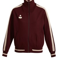 Darcy high-neck zip-through track top | Isabel Marant Étoile | MATCHESFASHION.COM UK