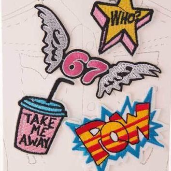 Express Yourself Patch Set