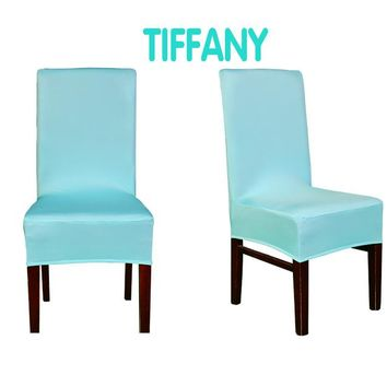 free shipping ! home chair cover half spandex chair cover dining chair cover
