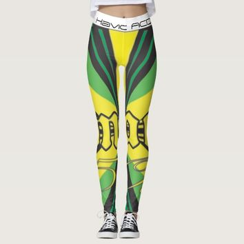 JAMAICA 50TH FLAG LEGGINGS HAVIC ACD