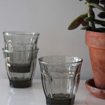 Handblown Cafe Glasses