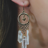 Call of the Crystal Earrings