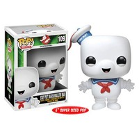 Ghostbusters Stay Puft Marshmallow Man Pop! Vinyl Figure