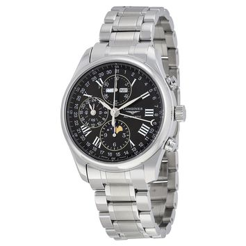 Longines Master Collection Simon Baker Perpetual Calendar Automatic Mens Watch
