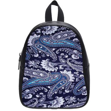 Paisley School Backpack Small