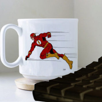 Flash Superhero  mug heppy mug coffee, mug tea, size 8,2 x 9,5 cm.