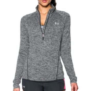 Under Armour Women's Tech Twist Half-Zip Long Sleeve Shirt | DICK'S Sporting Goods