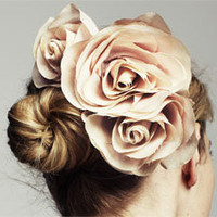 Jennifer Behr :: Hair Accessories:: Blush