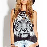 Wild Tiger Muscle Tee