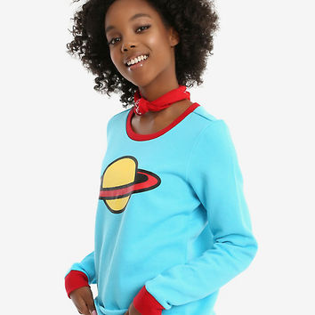 Rugrats Chuckie Girls Sweatshirt