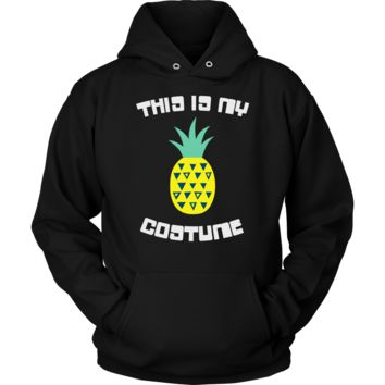 Pineapple Vintage Hawaii Tropical Aloha Costume Apparel