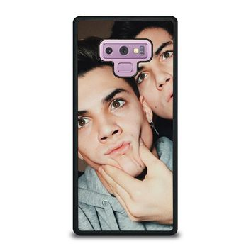 DOLAN TWINS Samsung Galaxy Note 9 Case