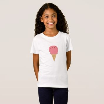Adorable Ice Cream Cone Shirt