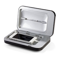 PhoneSoap UV Smartphone Sanitizer - Black