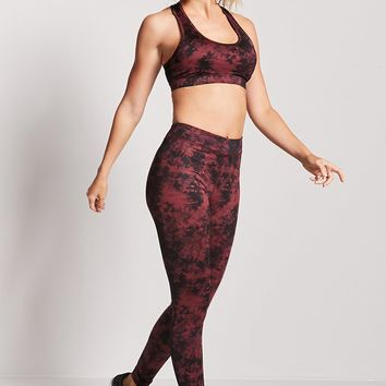 Active Marbled Leggings