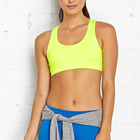 FOREVER 21 Medium Impact - Cross Back Sports Bra