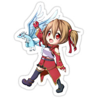 Silica Chibi Sword Art Online T-Shirts & Hoodies