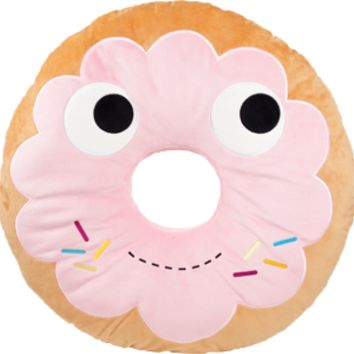 "Yummy - Yummy World Extra Large 24"" Yummy Donut Plush by Heidi Kenney"