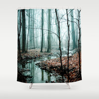 Gather up Your Dreams Shower Curtain by Olivia Joy StClaire