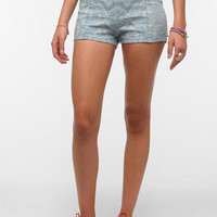 Urban Outfitters - Kimchi Blue Jacquard Rose Pinup Short
