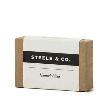 Steele & Co - Hunter's Blend Soap