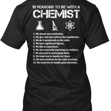 Be With a Chemist