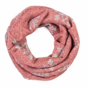 One Loop Cashmere Baby Scarf Toddler Scarves Floral Leopard Print Girls Infinity Scarf Polka Dots Kids Scarfs