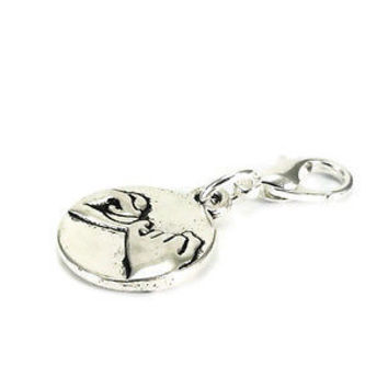 Pinky Promise Best Friend Purse Charm Zipper Pull