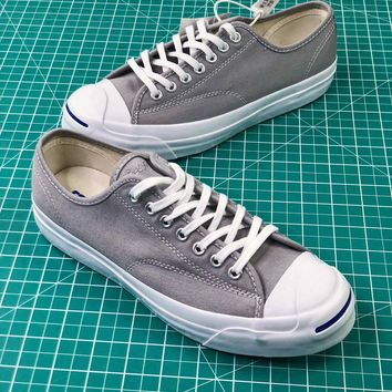 Converse Jack Purcell Signature Style 4 Low Canvas Shoes - Best Online Sale
