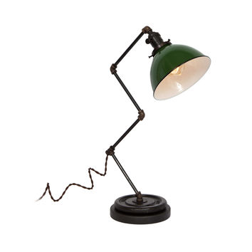 Hunter Piping Lamp