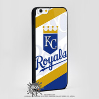 Kansas City Royals Mlb Sport Logo  For Apple, Iphone, Ipod, Samsung Galaxy Case