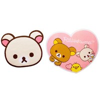Korilakkuma Patch Set
