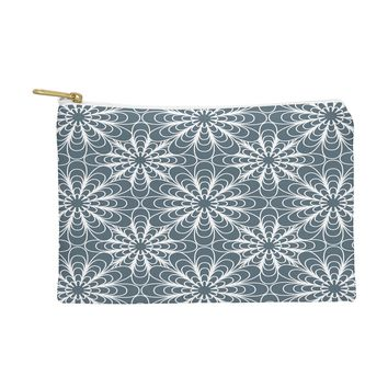 Heather Dutton Flora Midnight Pouch